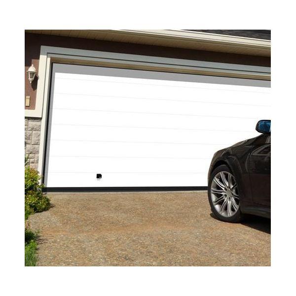 Brama Garażowa Segmentowa NICE Premium - AUTOMATYCZNA