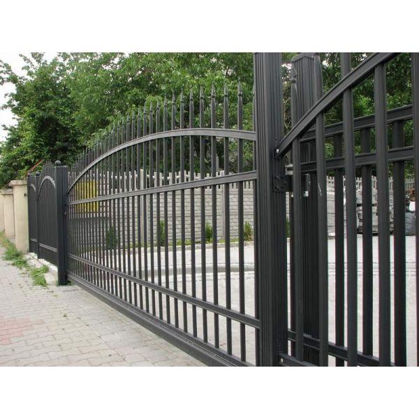 Brama Przesuwna Ogroplus - 3,5m lub 4m lub 4,5m