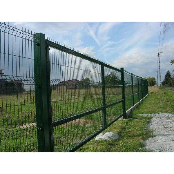 Ogrodzenie Panelowe - FORTIS 5/5 typ 4W