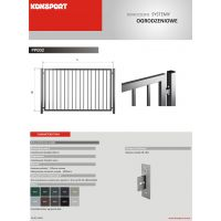 New Design PP 002 - palisadowe