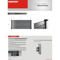 New Design PP 002 (P82) - palisadowe