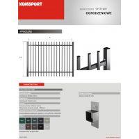 New Design PP 001 - palisadowe