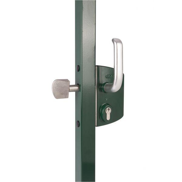 Zamek do bram przesuwnych - LSKZ4040 U2L - do profila 40mm