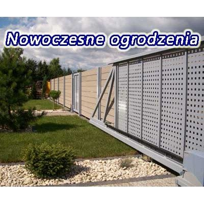 nowoczesne ogrodzenia steinmetal