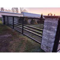 Brama łamana do 14m - harmonijkowa DOMINAR XL