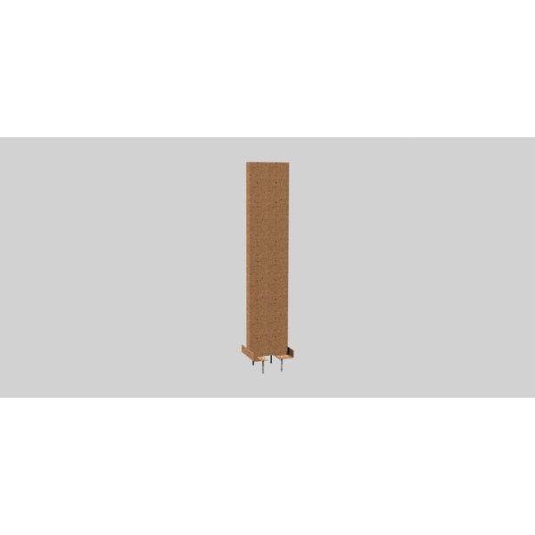 Blacha Cor-Ten 2x1000x2000mm corten korten
