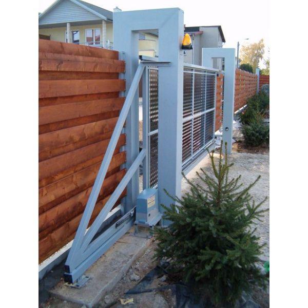 new design - nowoczesne ogrodzenia