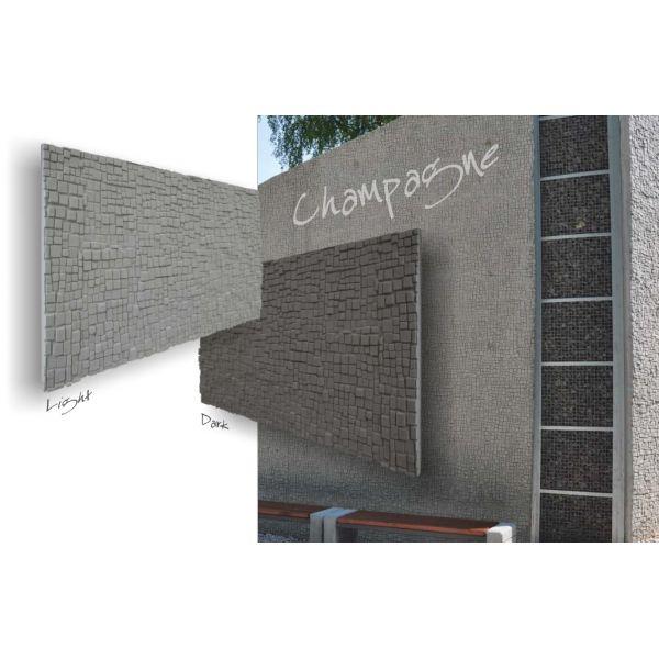 Płyta dekoracyjna CHAMPAGN